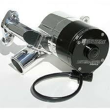meziere wp301u 300 series electric water pump sbc jegs