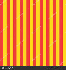 Red Orange Flag Seamless Pattern Catalonia Flag Red And Yellow Color Stripes