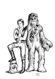 13 images of star wars chewbacca coloring pages chewbacca star