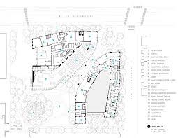 Residential Plan University Of Chicago Campus North Residential Commons Studio