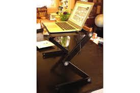 Computer Desk Portable Bedroom Exquisite The Zestdesk Is A Portable Desktop Computer
