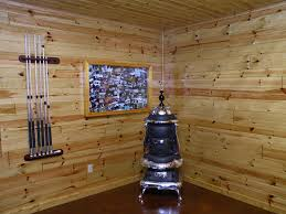 Refinish Wood Paneling Exciting Home Interior Decoration With Knotty Pine Lumber Wood