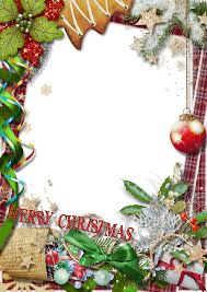 merry png photo frame with green bow gallery