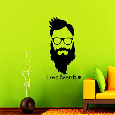 compare prices on man hair wall stickers online shopping buy low