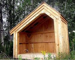9 best wood shed images on pinterest firewood shed firewood