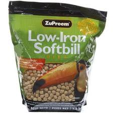 buy zupreem 230192 low iron softbill diet food 2 5 pound in cheap