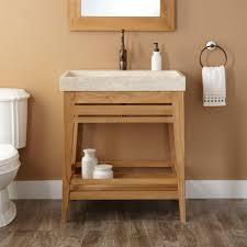 Refurbished Bathroom Vanity by Double Trough Sink Bathroom Vanity Trough Sink Bathroom For Our