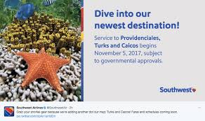 southwest airlines black friday sale southwest is flying to turks and caicos deals we like