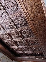 Ornate Ceiling Tiles by Pvc Ceiling Tiles Grid Suspended