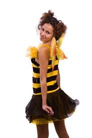 Bumblebee Halloween Makeup