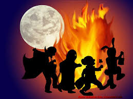 haloween clipart halloween clipart bonfire pencil and in color halloween clipart
