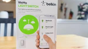 Belkin Wemo Light Switch Belkin Wemo Light Switch Unboxing Youtube