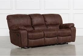 Reclinable Sofa Langdon Reclining Sofa Living Spaces