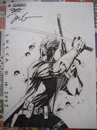 grifter jim lee in the april 2011 your favorite convention