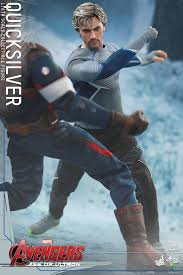 quicksilver film marvel hot toys avengers age of ultron quicksilver action figure geektyrant
