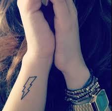 lightning bolt tattoo tattoo u0027s pinterest lightning bolt