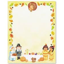 thanksgiving letter paper idea