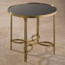 discount designer end tables brass and granite round end table the designer insider with granite