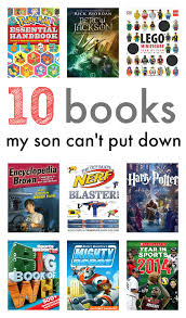 10 Great Books About For 10 Books My Can T Put Sons Wraps And Books