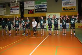 Doppelblock K He Volleyball Bundesliga