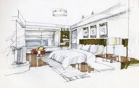 astounding architecture sketch color photo of sofa design title