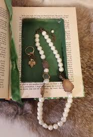 Jewelry Making Book Diy Secret Book Safe Little Vintage Cottage