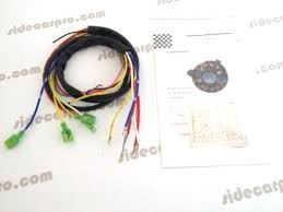 combination horn and headlight switch wiring harness cj750 k750 m72