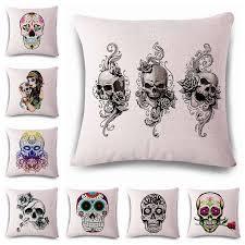 halloween linens online get cheap halloween sugar skull aliexpress com alibaba group
