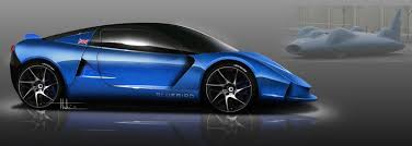 new sports car famous bluebird name to grace new electric sports car