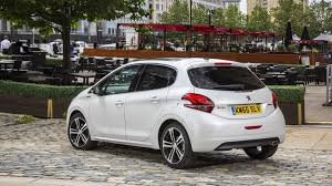 peugeot range 2016 peugeot 208 1 2 gt line 2016 review by car magazine