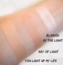 love light prismatic highlighter the new essentials from too faced natural love palette love