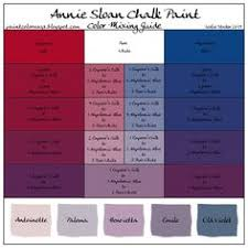 annie sloan color mixing calculator chalk milk u0026 mud paint