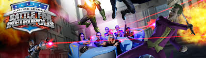 Six Flags Magic Mountain Directions Justice League Battle For Metropolis Is Coming To Six Flags Magic