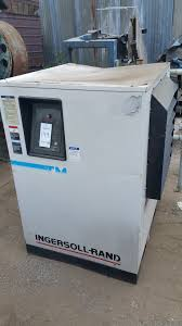 200 cfm used ingersoll rand air dryer mdl tm 200 horsepower 1