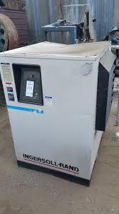 200 cfm used ingersoll rand air dryer mdl tm 200 horsepower 1