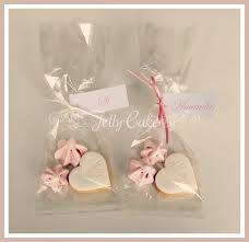 wedding favours favours and biscuits jellycake
