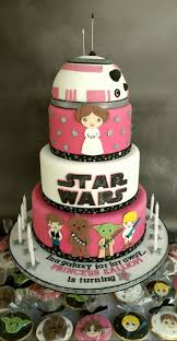 How To Decorate A Birthday Cake At Home Best 25 Star Wars Cake Ideas On Pinterest Star Wars Birthday