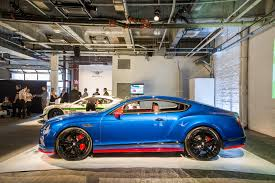 bentley coupe blue 2017 bentley continental gt speed 95 octane