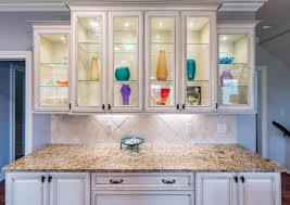 glass kitchen cabinets ideas ideas to redecorate your traditional kitchen cabinet glass