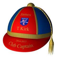cap designer personalised club captain presentation cap honourcaps
