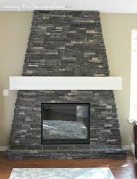diy fireplace mantel shelf binhminh decoration