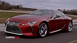 lexus lc 500 launch date review lexus lc500 2017 youtube