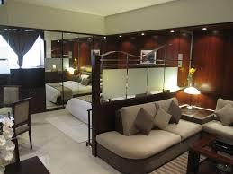 Bedroom Apartment Decor Some Considerations About Studio Apartment Ideas