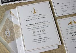 wedding invitations new york nyc new york vintage letterpress wedding invitations classic