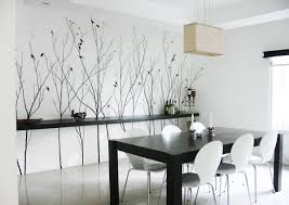 dining room wall art tree decal beautiful dining room wall art dining room wall art decals