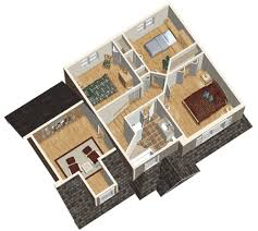 Two Story Charmer 80633pm Architectural Designs House Plans 2 Story House Plan 3d