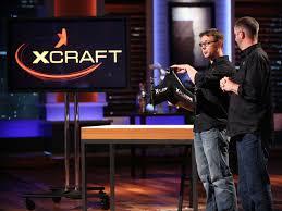 xcraft deal u0027shark tank u0027 business insider