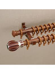 Double Drapery Rod Set Qyt2721 1 1 8