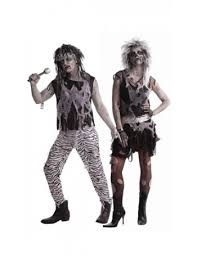 Zombie Slayer Halloween Costume Couples Costumes Halloween Couples Funwirks