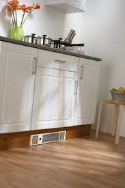 plinth kitchen radiator by the radiator company cast iron